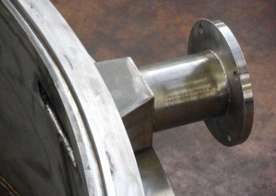 Lavorazione acciaio inox 09